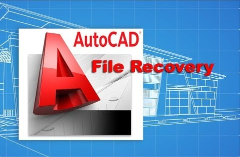 recover deleted AutoCAD files