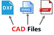 recover deleted DWG/DXF/DWF files