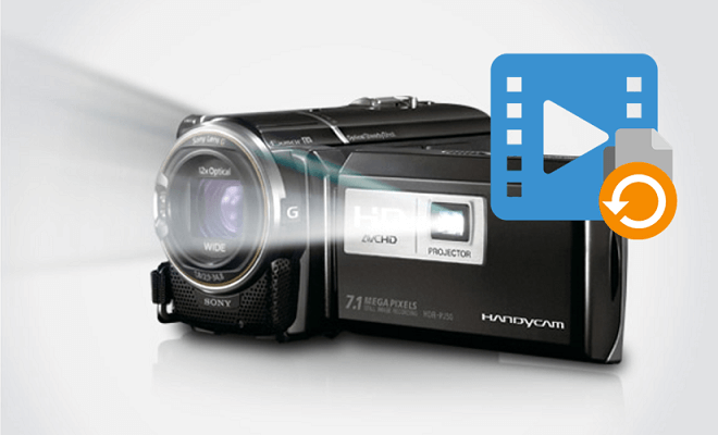 how to recover deleted videos from digital camcorder on Mac