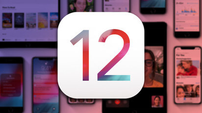 iOS 12 data recovery software
