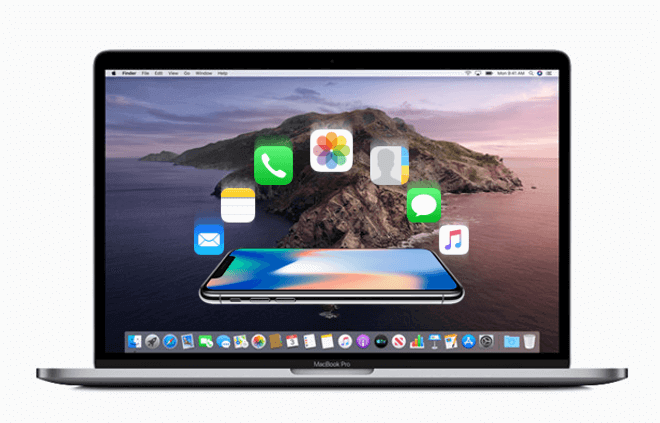 iPhone data recovery software for macOS 10.15