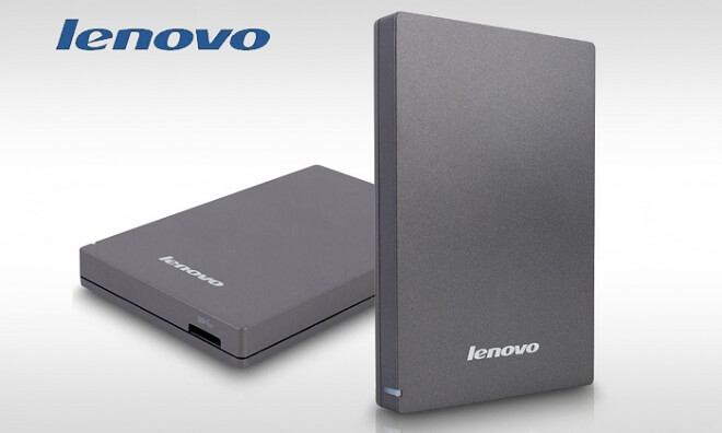 Lenovo portable hard drive data recovery