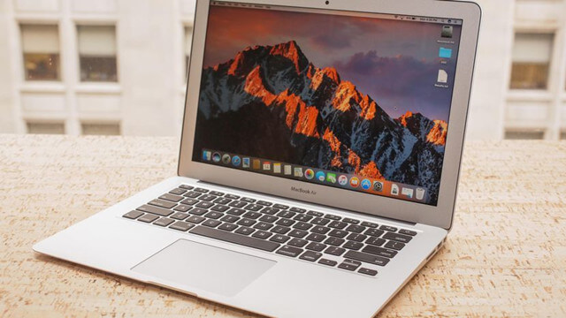 recover erased MacBook Air