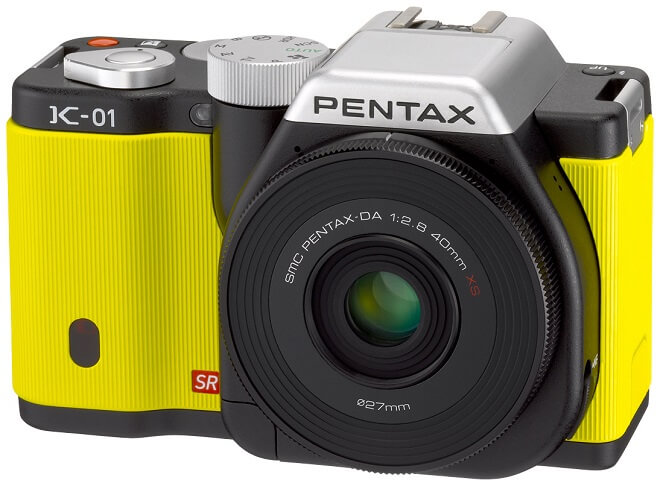how to recover lost photos from Pentax digital camera