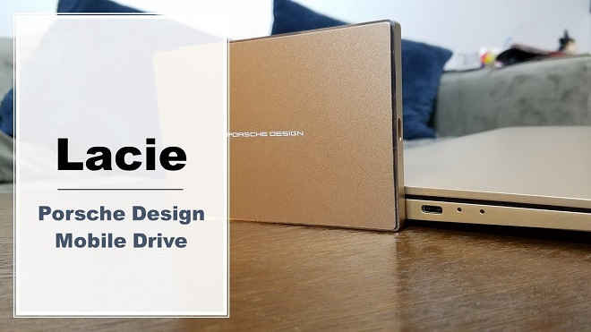 Recover Lost Data From Porsche Design Mobile Drive On Mac