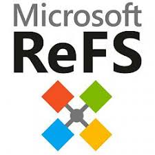 ReFS file system data recovery