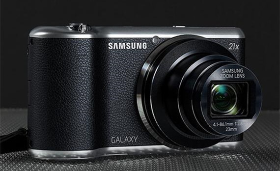 recover lost data from Samsung digital camera on Mac