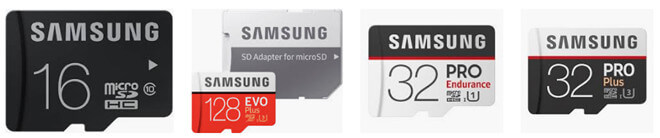 Samsung memory card data recovery