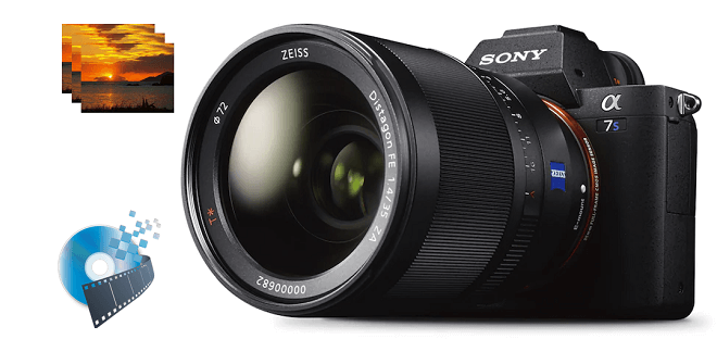 Sony a7S camera deleted video/photo recovery