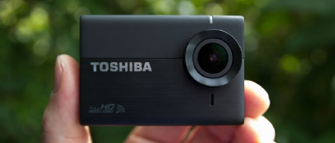 how to recover lost data from Toshiba digital camera