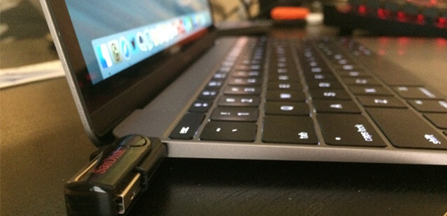wipe USB flash drive on Mac